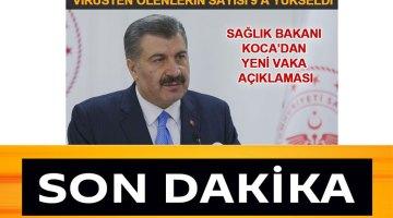 Türkiye'de virüsten ölenlerin sayısı 9'a yükseldi