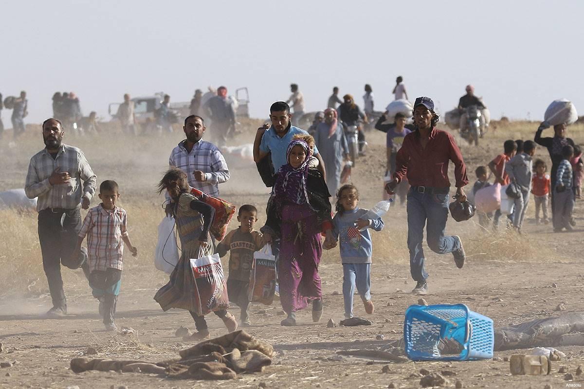 Mültecilerle ilgili tartışmalar sonrası Twitter'da bu başlık açıldı: Gitmiyoruz