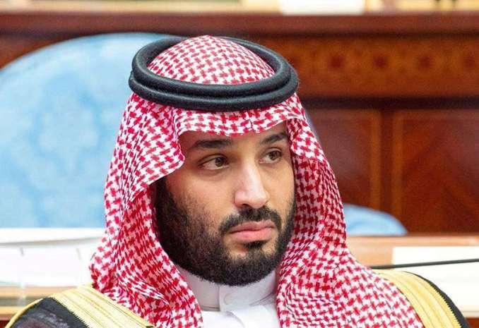Atalayar_príncipe heredero saudí Mohamed bin Salman