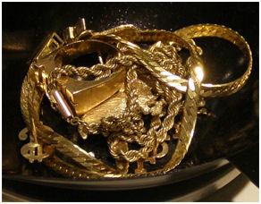 jewelry scraps