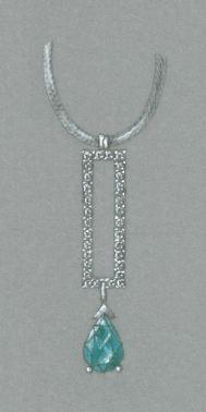 Diamond and aqua pendant rescanned final resized