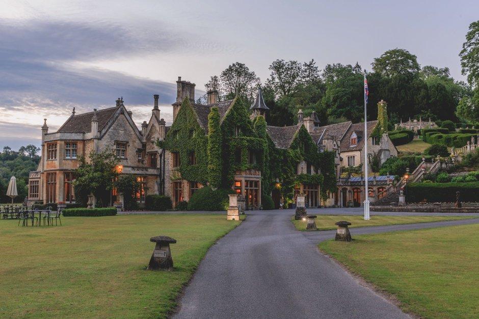 Manor House Hotel Castle Combe Wedding  Wedding