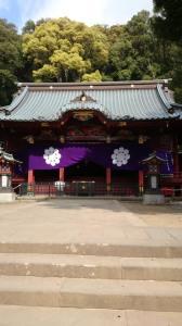 伊豆山お化粧神社