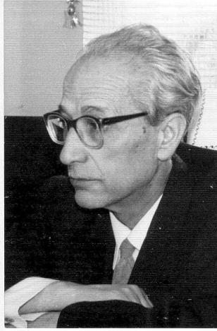 Antonio Magariños García