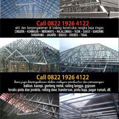 Pasang Baja Ringan Garut Atap Cirebon