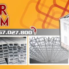 Baja Ringan Liusen Distributor Atap 0851 051 58658