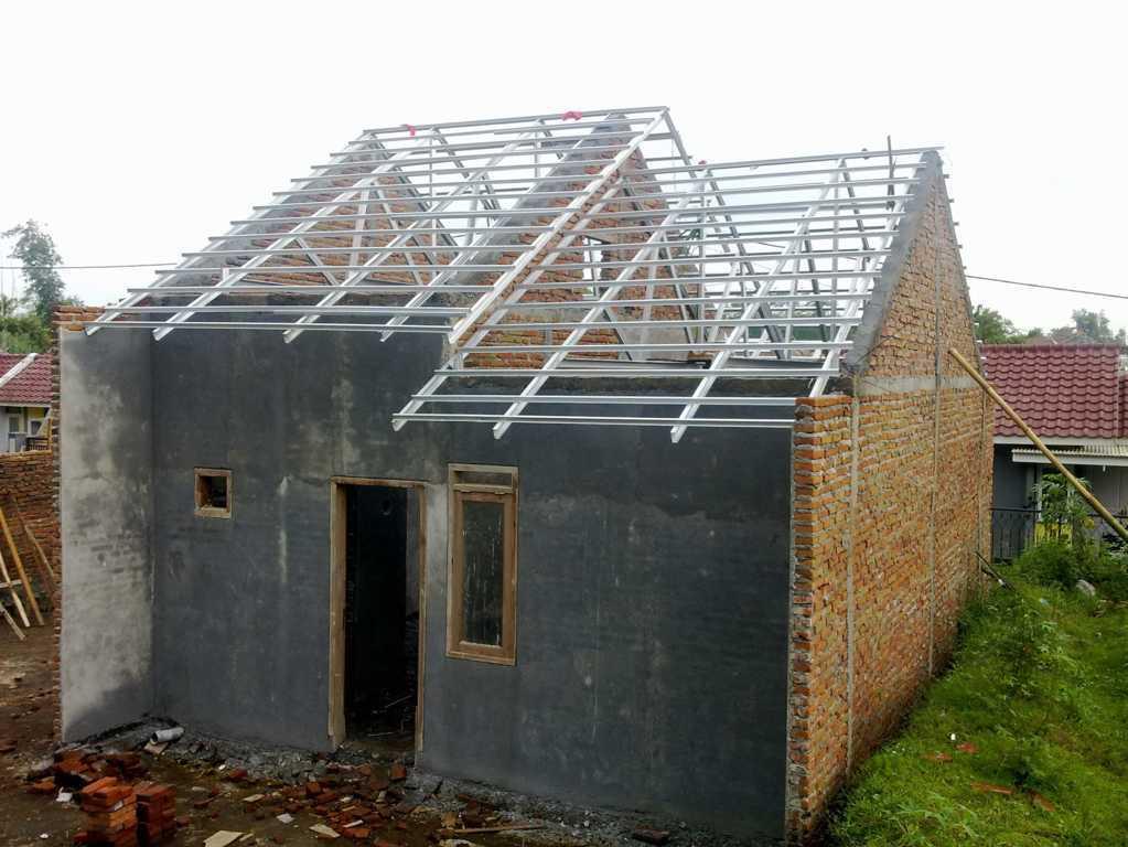 renovasi atap baja ringan rumah tipe 36 berikut alasan tepat kenapa cocok untuk