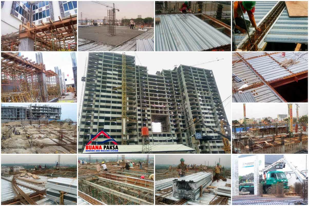 distributor baja ringan bekasi utara blue scope steel indonesia, harga atap galvalum, ...