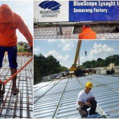 Aplikator Baja Ringan Jambi Rangka Atap Bluescope Jawa Tengah ...
