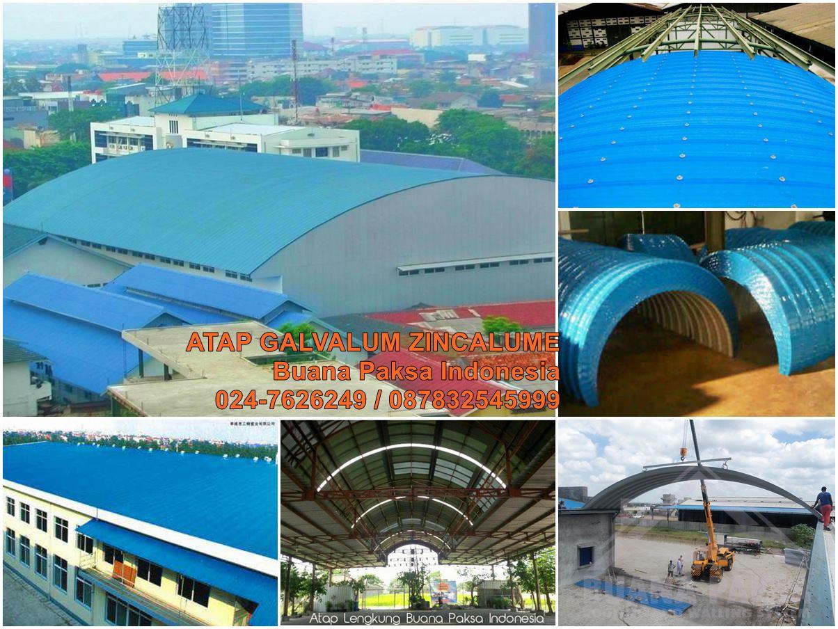 distributor atap baja ringan jogja proyek gudang   rangka bluescope jawa tengah