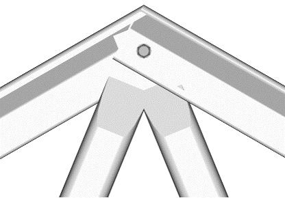 pemasangan sekrup baja ringan kelebihan rangka atap 1 2 truss part ii sistem