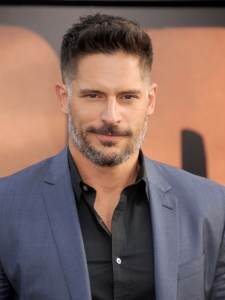 "HOLLYWOOD, CA - MAY 08: Actor Joe Manganiello arrives at the Los Angeles premiere of ""Godzilla"" at Dolby Theatre on May 8, 2014 in Hollywood, California. (Photo by Gregg DeGuire/WireImage)"
