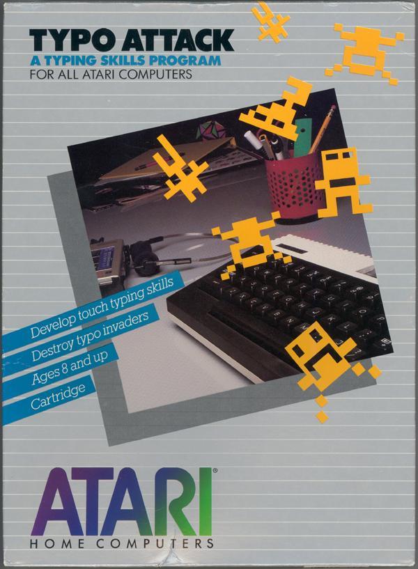 Typo Attack - Box Front