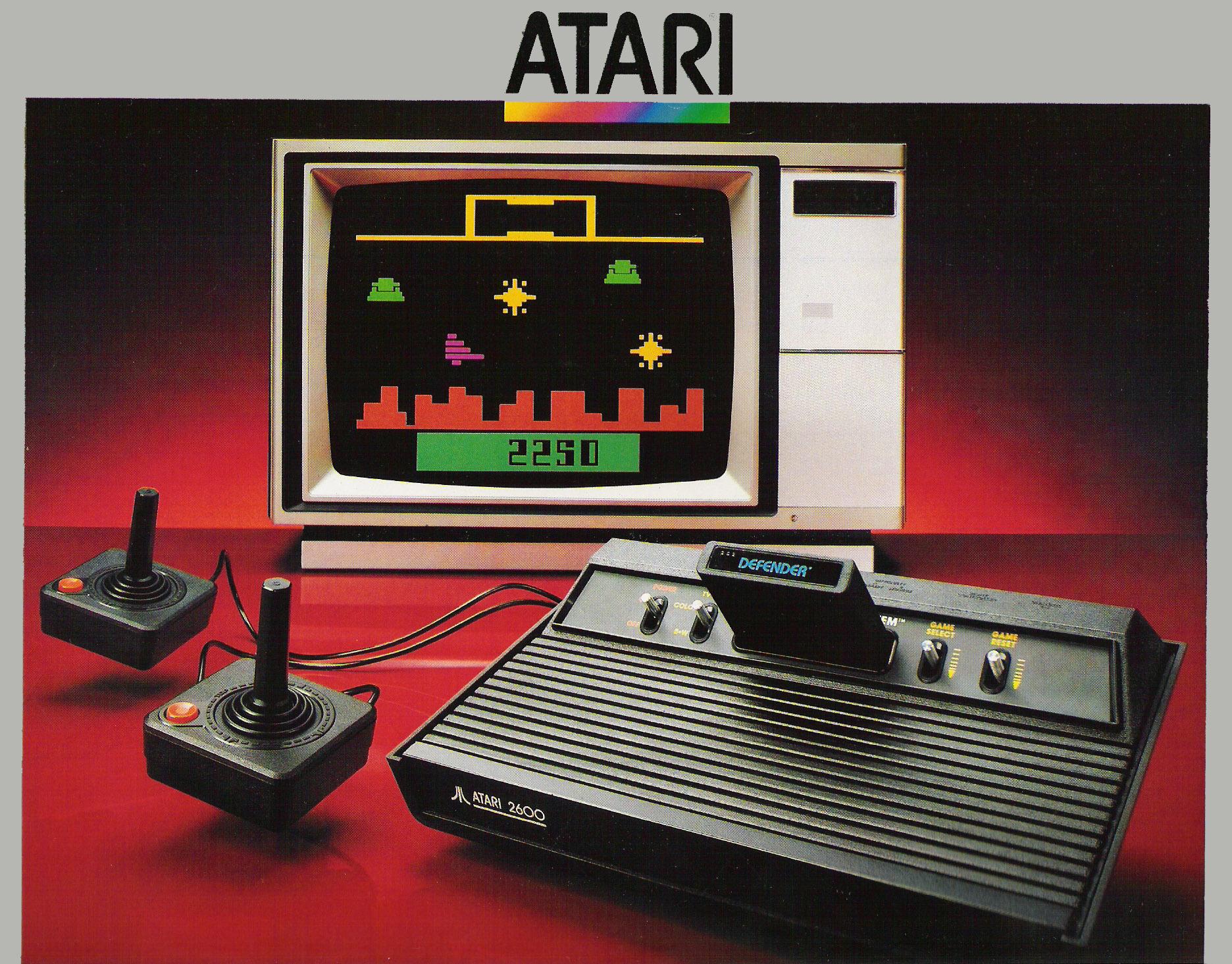 1983 ATARI Calendar Atari 2600 AtariAge Forums