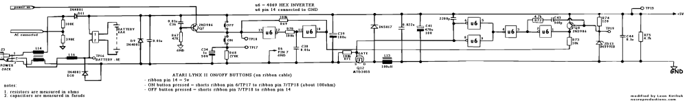 medium resolution of atari lynx 2 power schematic png