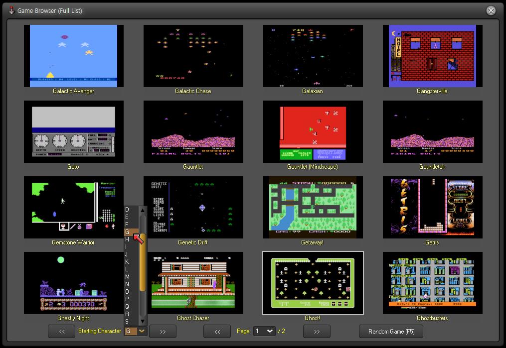 Atari 800  Best Game Pack  Releases  Atari 8Bit
