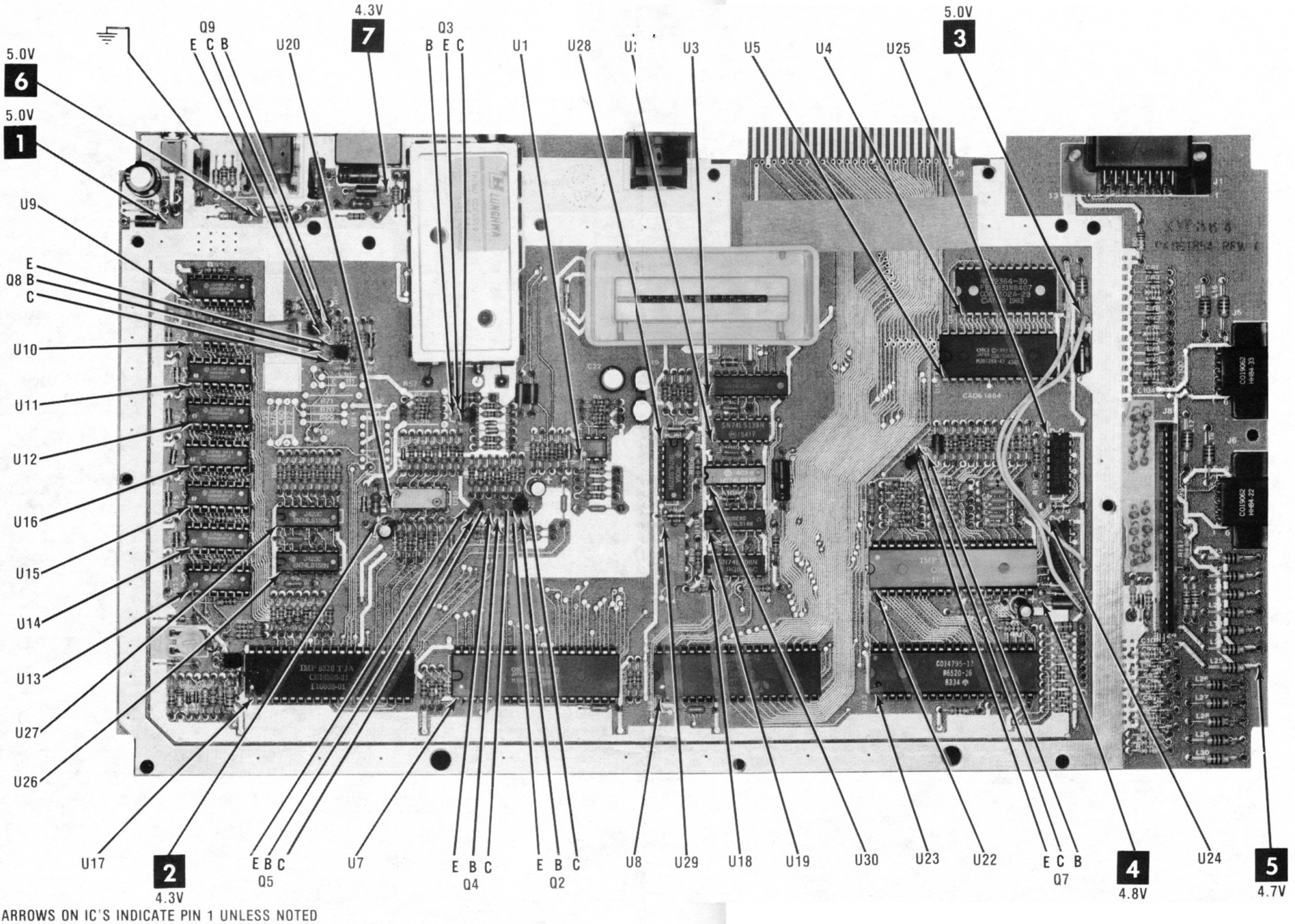 hight resolution of pulled from sam s computer facts for 800xl 800xlboardlayout jpg