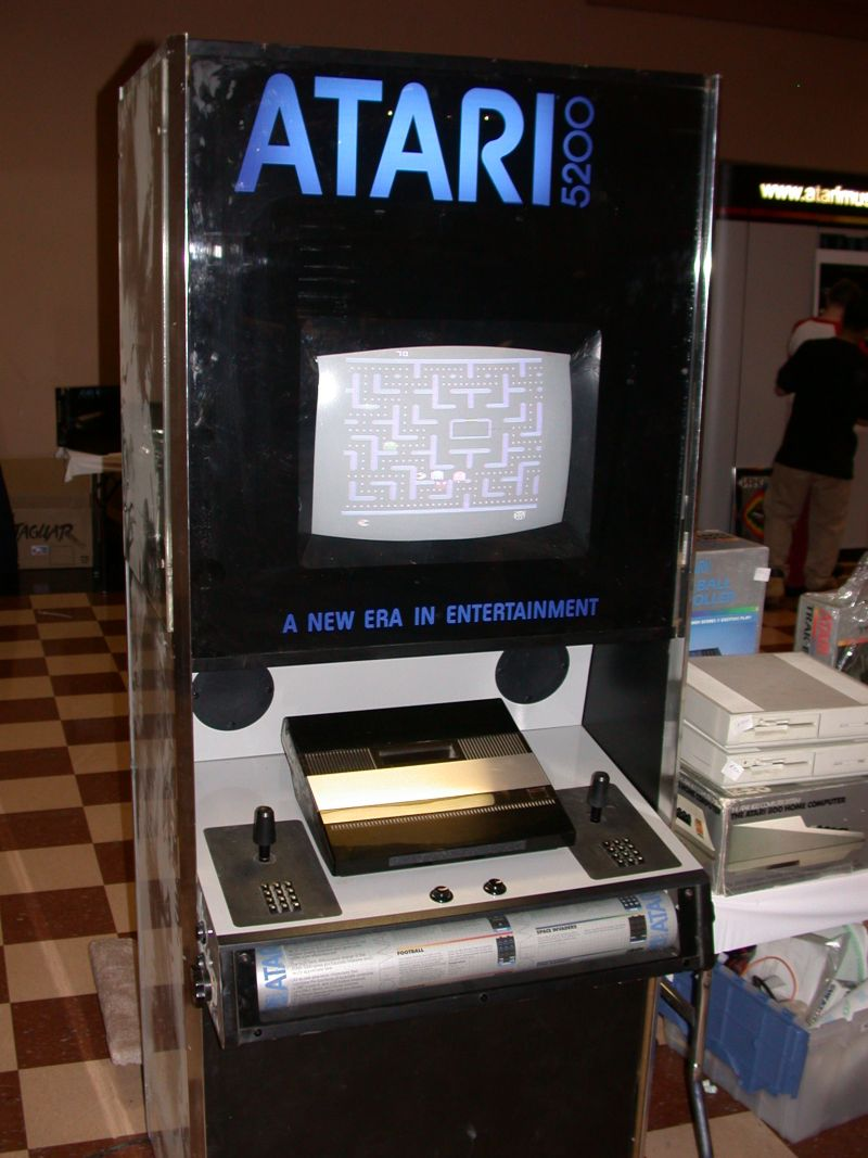 Atari 2600 Store Kiosk Build  Atari 2600  AtariAge Forums