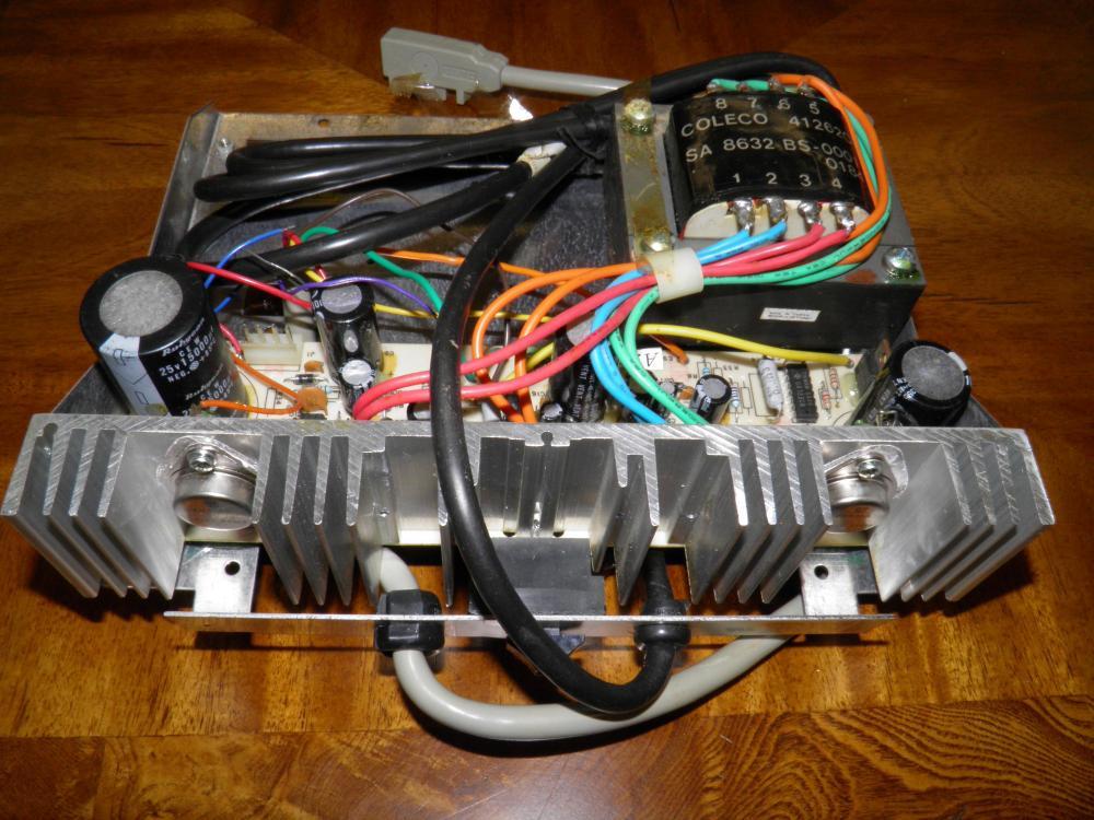 medium resolution of colecovision power supply wiring diagram