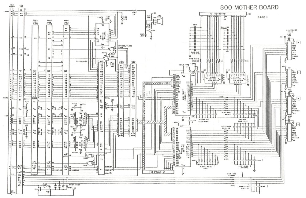 medium resolution of atari wiring diagram example electrical wiring diagram u2022 sega genesis atari 2600 wiring diagram