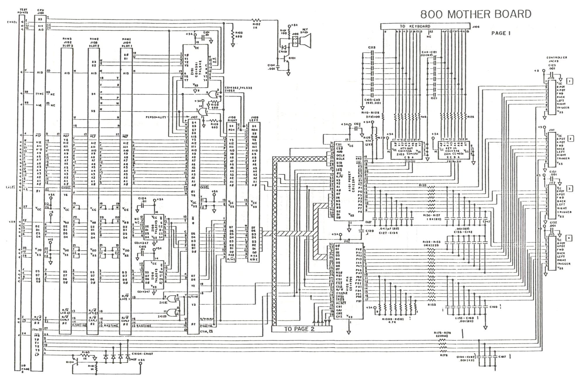 hight resolution of atari wiring diagram example electrical wiring diagram u2022 sega genesis atari 2600 wiring diagram