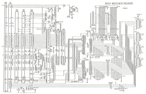 small resolution of atari wiring diagram example electrical wiring diagram u2022 sega genesis atari 2600 wiring diagram
