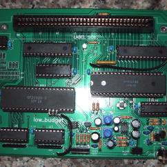 Motherboard Circuit Diagram Tech Cat5e Jack Wiring Nes Schematic Get Free Image About