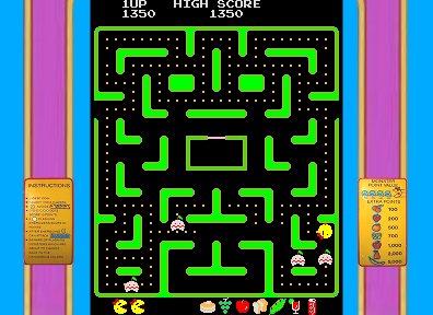 Arcade Ms PacMan Plus hack  Hacks  AtariAge Forums