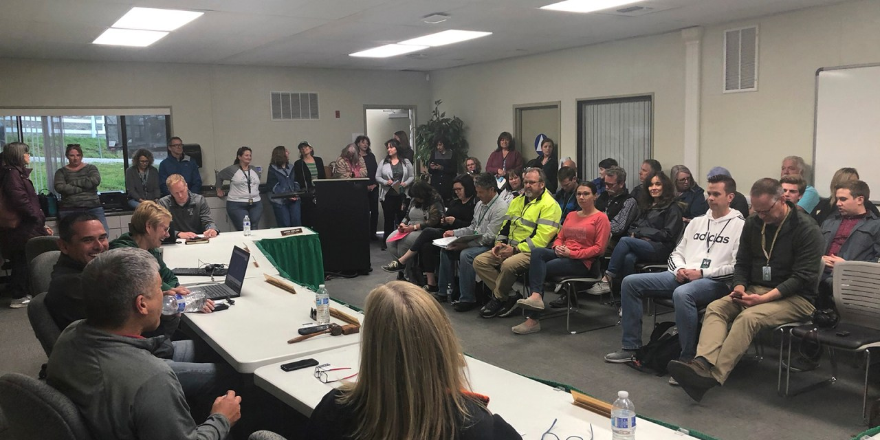 Templeton School Board Votes to Close Schools at Emergency Meeting