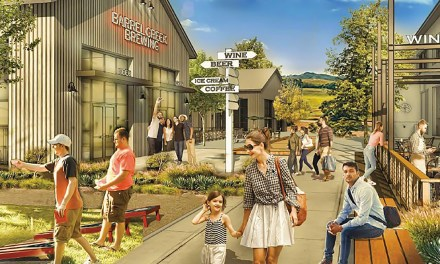 Barrel Creek Proposes 'Destination Entertainment'