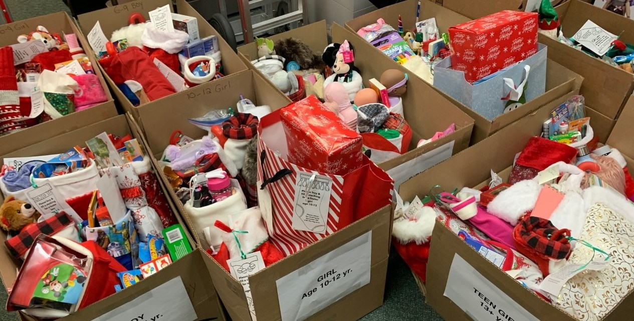 County Department of Social Services Expects Operation Santa to Fill Over 1,000 Requests
