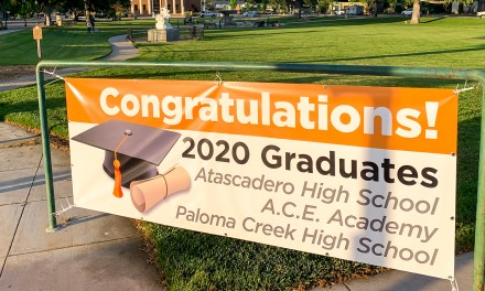 Atascadero High Schools Announce Graduation Parade