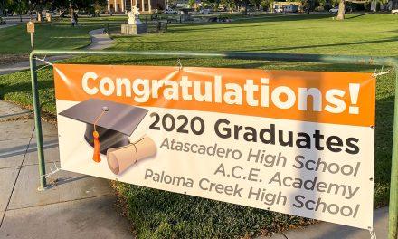 Atascadero High Schools Announce Graduation Parade