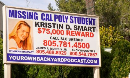 Investigators Reportedly Searching Rural Arroyo Grande For Kristin Smart's Remains