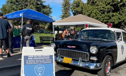 APD Hosts Annual 'Coffee with a Cop'