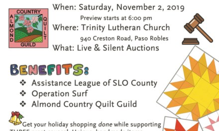 Quilt Guild Meeting Announced