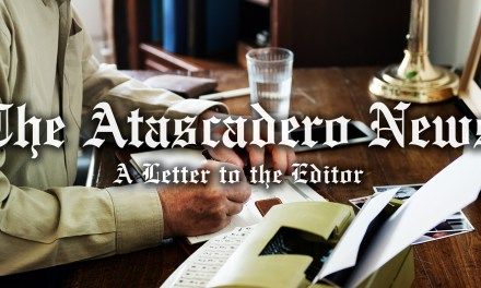 Letter to Editor: Wake up, Atascadero!