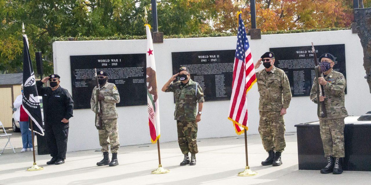 Distinguished Veterans of the Year — Johnson, Fonzi II