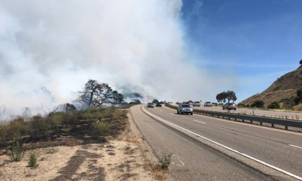 Cal Fire Investigators Determine Avila Fire was 'Intentionally Set'