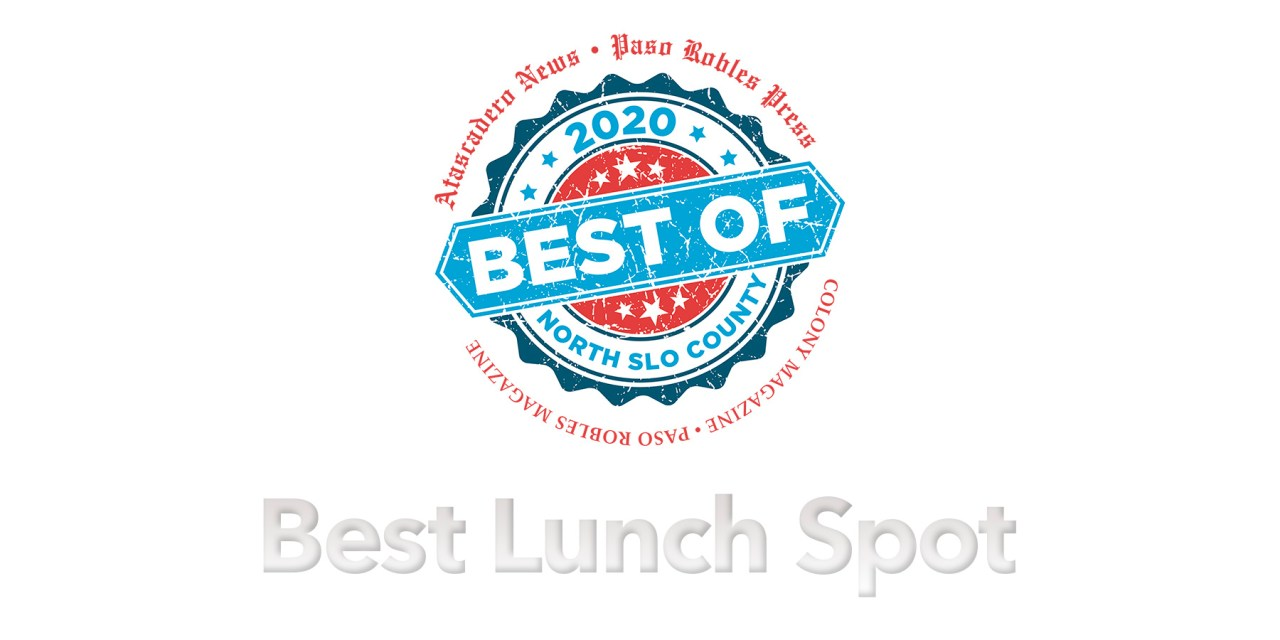 Best of 2020 Winner: Best Lunch Spot