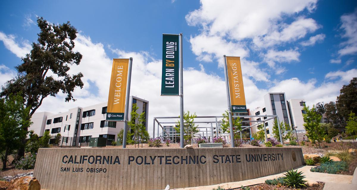 Cal Poly Earns 28th Consecutive Best in the West Ranking from U.S. News