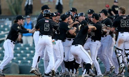 Cal Poly Stuns No. 1 Vanderbilt with Pair of Sacrifice Flies in Ninth Inning