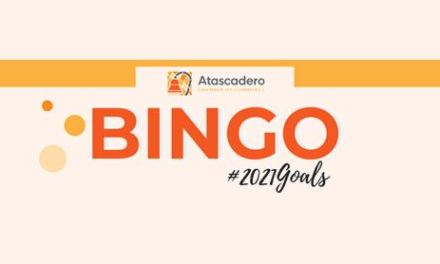 Atascadero Chamber Introduces Community 'Bingo' to Bring in 2021