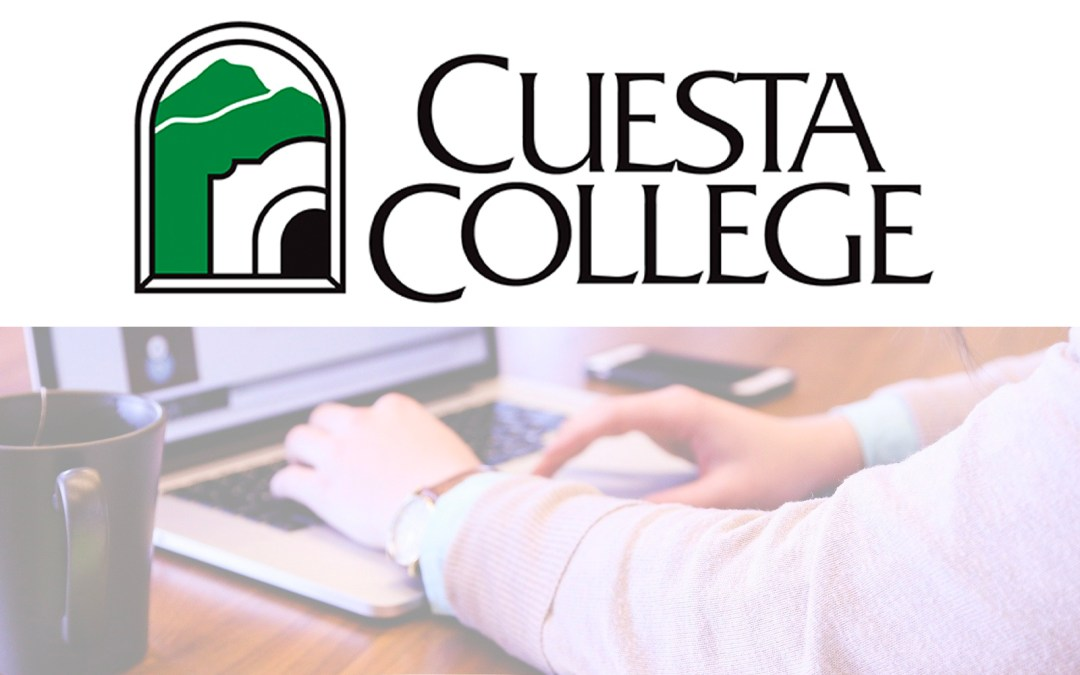 Cuesta College to Host Registration Rallies for Spring 2021 Semester