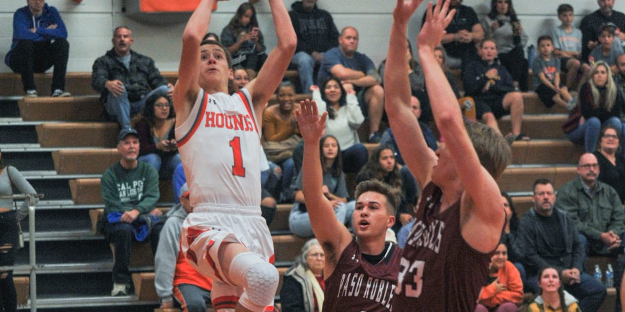 55th Annual Christmas Classic Basketball Tournament Tips Off in Atascadero