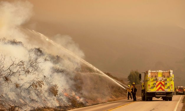 Cal Fire Makes Progress on Number of Fires Burning in State