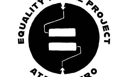 Pop-Up Gallery for Equality Mural Project in Atascadero