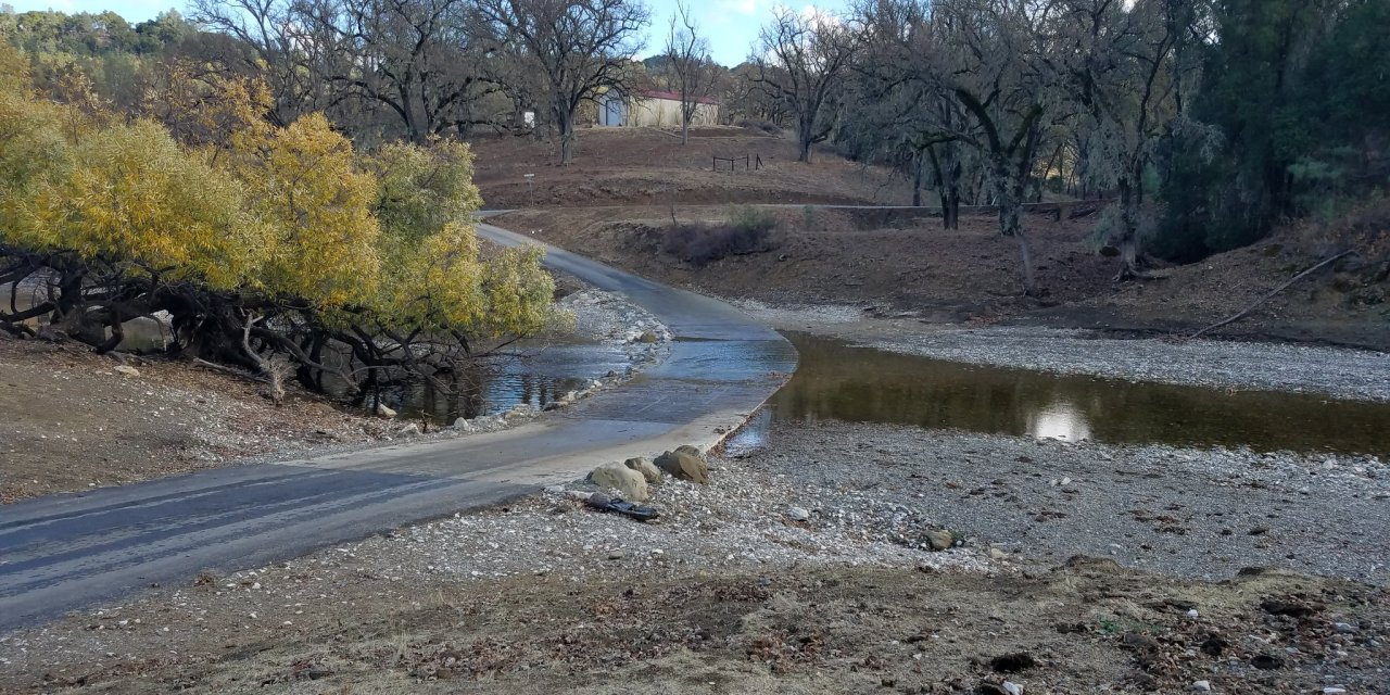 Rains Expected to Return to SLO County Saturday