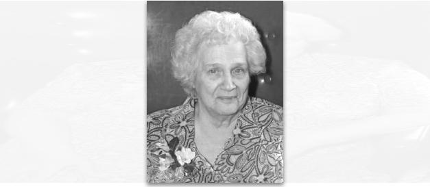Edith Elizabeth Howells 1925-2021