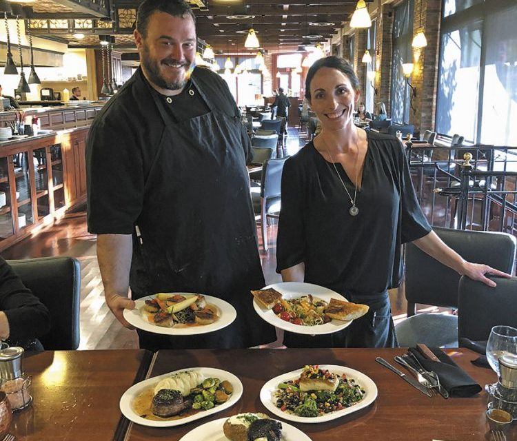 Entrée: A Colony Dining Experience, October 2018